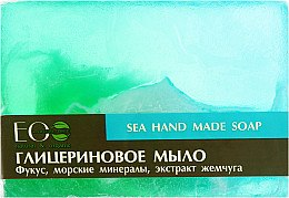 Düfte, Parfümerie und Kosmetik Glyzerinseife mit Meeresmineralien - ECO Laboratorie Sea Hand Made Soap