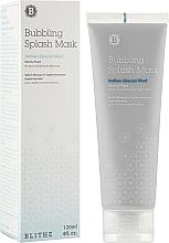 Düfte, Parfümerie und Kosmetik 2in1Maske und Schaumreiniger mit Tonerde - Blithe Bubbling Splash Mask Indian Glacial Mud