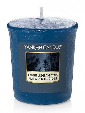 Duftkerze A Night Under The Stars Votive - Yankee Candle A Night Under The Stars Votive — Bild N1