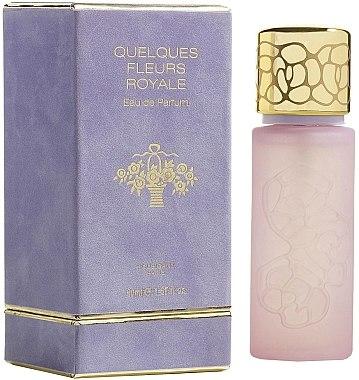 Houbigant Quelques Fleurs Royale Women - Eau de Parfum — Bild N2