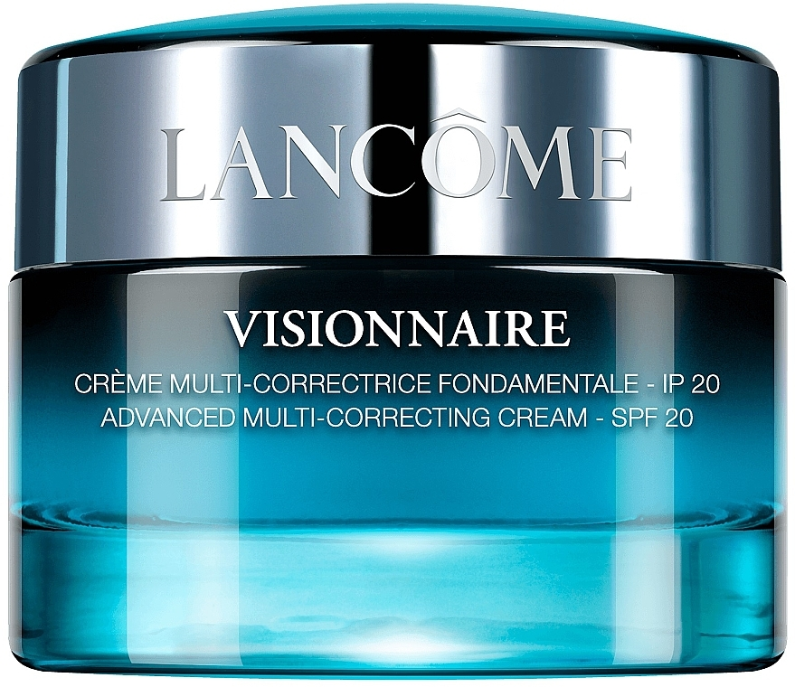 Anti-Aging Gesichtscreme-Korrektor SPF 20 - Lancome Visionnaire Advanced Multi-Correcting Cream SPF 20