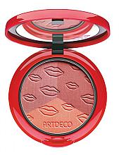 Düfte, Parfümerie und Kosmetik Kompaktes Gesichtsrouge Trio - Artdeco Blush Couture Iconic Red