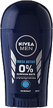 Deostick Antitranspirant - Nivea Men Fresh Active Deostick — Bild N1