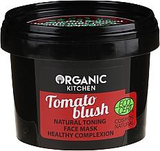 Gesichtsmaske mit roten Tomaten - Organic Shop Organic Kitchen Fase Mask — Bild N1