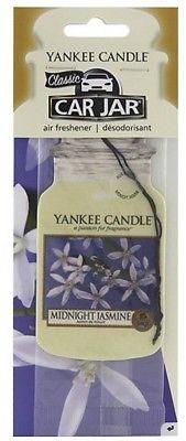 Auto-Lufterfrischer Midnight Jasmine - Yankee Candle Midnight Jasmine Car Jar
