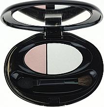 Düfte, Parfümerie und Kosmetik Duo-Lidschatten - Shiseido The Makeup Silky Eyeshadow Duo