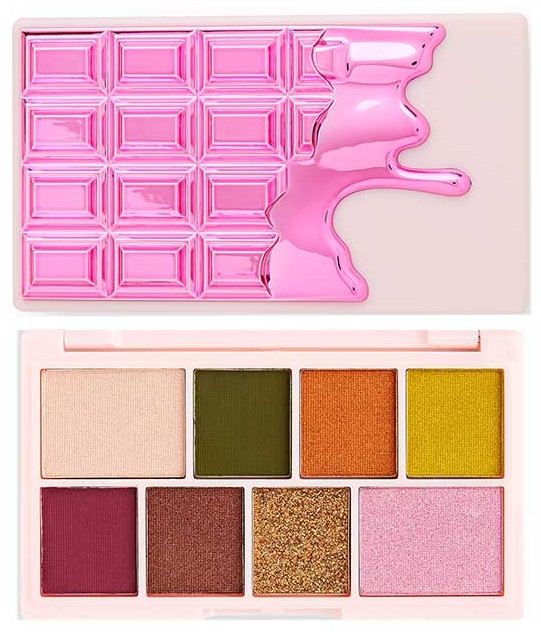 Lidschattenpalette - I Heart Revolution Eyeshadow Mini Chocolate Palette Turkish Delight