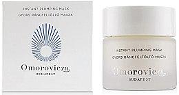 Reichhaltige und pflegende Gesichtsmaske für die Nacht mit Kollagen - Omorovicza Instant Plumping Mask — Bild N1