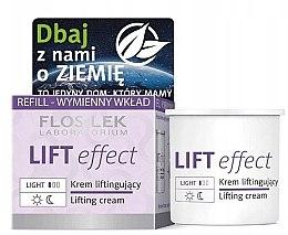 Düfte, Parfümerie und Kosmetik Liftingcreme für das Gesicht - Floslek Lift Effect Lifting Cream (Austauschbare Patrone)