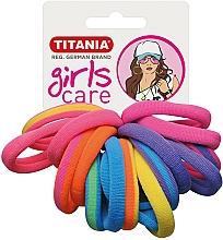 Düfte, Parfümerie und Kosmetik Haargummis mehrfarbig 16 St. - Titania Girls Care