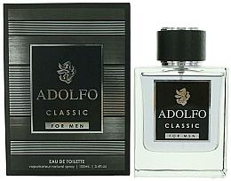 Düfte, Parfümerie und Kosmetik Adolfo Dominguez Classic for Men - Eau de Toilette