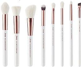Düfte, Parfümerie und Kosmetik Make-up Pinselset T218 8 St. - Jessup