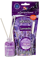 Düfte, Parfümerie und Kosmetik Raumerfrischer Lavendel - La Casa de Los Aromas Mikado Reed Diffuser