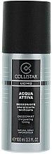 Düfte, Parfümerie und Kosmetik Deospray für Männer - Collistar Deodorant Energising Toning