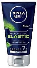 Düfte, Parfümerie und Kosmetik Haargel - Nivea For Men Elastic Hair Gel