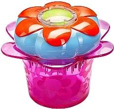 Düfte, Parfümerie und Kosmetik Entwirrbürste - Tangle Teezer Magic Flowerpot Pink and Blue Brush