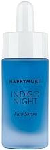 Düfte, Parfümerie und Kosmetik Gesichtsserum für die Nacht - Happymore Indigo Night Face Serum
