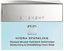 Düfte, Parfümerie und Kosmetik Feuchtigkeitsspendende Gesichtsmaske - Givenchy Hydra Sparkling Mask