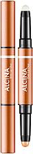Düfte, Parfümerie und Kosmetik 2in1 Lippenstift und Primer - Alcina Beauty To Go Even Lip Duo