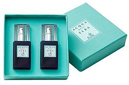 Düfte, Parfümerie und Kosmetik Acqua Dell Elba Blu - Duftset (Eau de Parfum 2x15ml)