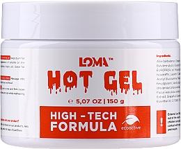 Düfte, Parfümerie und Kosmetik Gel-Creme gegen Cellulite - Loma Sports Hot Gel Cream