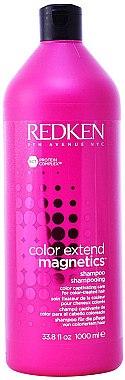 Shampoo für coloriertes und gesträhntes Haar - Redken Magnetics Color Extend Shampoo — Bild N1