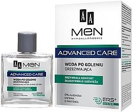 Düfte, Parfümerie und Kosmetik Erfrischende After Shave Lotion - AA Men Advanced Care After Shave Lotion Refreshing