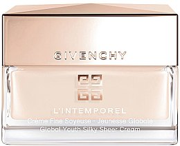 Düfte, Parfümerie und Kosmetik Sanfte und feuchtigkeitsspendende Tagescreme - Givenchy L'Intemporel Global Youth Silky Sheer Cream