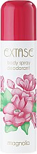 Düfte, Parfümerie und Kosmetik Deospray - Extase Magnolia Deodorant