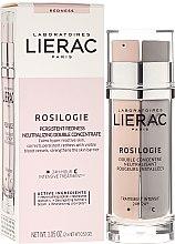 Düfte, Parfümerie und Kosmetik Doppelkonzentrat für Gesicht zum Neutralisieren von Hautrötungen - Lierac Rosilogie Persistent Redness Neutralizing