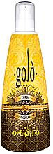 Düfte, Parfümerie und Kosmetik Bräunungsbeschleuniger für Solarium mit 6 Bio-Inhaltstoffen - Oranjito Max. Effect Gold Turbo