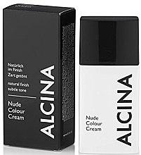 Düfte, Parfümerie und Kosmetik Tönungscreme für ein natürliches Aussehen - Alcina Nude Colour Cream