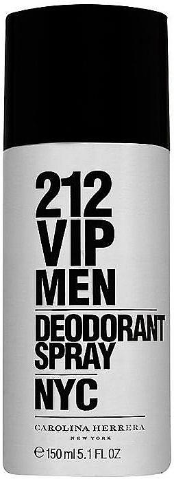 Carolina Herrera 212 VIP Men - Deospray — Bild N1