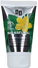 Düfte, Parfümerie und Kosmetik Gesichtsreinigungsgel - AA Cosmetics Bio Natural Vegan Face Cleansing Gel