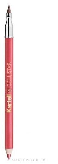 Lippenkonturenstift - Collistar Kartell Professional Lip Pencil — Bild 18 - Corallo Moon