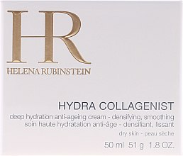 Düfte, Parfümerie und Kosmetik Anti-Aging Gesichtscreme - Helena Rubinstein Hydra Collagenist Cream Dry Skin