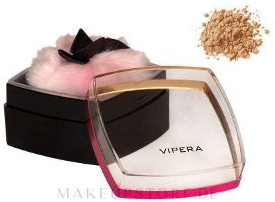 Loser Gesichtspuder mit UV-Faktor - Vipera Face Loose Powder — Bild 011 - Transparent Matte