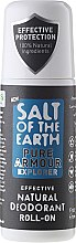 Deo Roll-on Antitranspirant - Salt of the Earth Pure Armour Explore Roll-On Deo — Bild N1