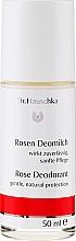 Düfte, Parfümerie und Kosmetik Rosen-Deomilch für sanfte Pflege - Dr. Hauschka Rose Deodorant