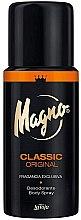 Düfte, Parfümerie und Kosmetik Deospray Mango - La Toja Magno Classic Deodorant Spray