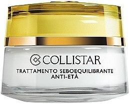Düfte, Parfümerie und Kosmetik Anti-Aging Gesichtscreme für fettige und gemischte Haut - Collistar Anti-Age Sebum-Balancing
