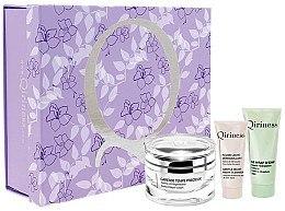 Düfte, Parfümerie und Kosmetik Gesichtspflegeset - Qiriness (Creme 50ml + Gesichtsmilch 20ml + Gesichtsbalsam 25ml)