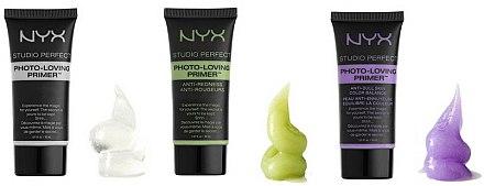 Mattierende Make-Up Base - NYX Professional Makeup Studio Perfect Primer — Bild N3
