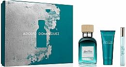Düfte, Parfümerie und Kosmetik Adolfo Dominguez Agua Fresca Citrus Cedro - Duftset (Eau de Toilette 120ml + Duschgel 75ml + Eau de Toilette 10ml)