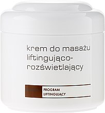 Düfte, Parfümerie und Kosmetik Straffende Gesichtscreme gegen die ersten Fältchen - Ziaja Pro Lifting Massage Cream