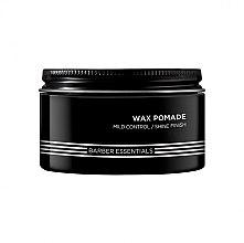 Düfte, Parfümerie und Kosmetik Haarwachs - Redken Brews Wax Pomade
