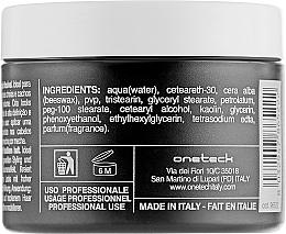 Modellierende Haarpaste Flexibler Halt - Fanola Styling Tools Working Wax Shaping Paste — Bild N2