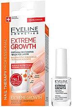 Düfte, Parfümerie und Kosmetik Nagelconditioner - Eveline Cosmetics Nail Therapy Professional Protein Extreme Growth