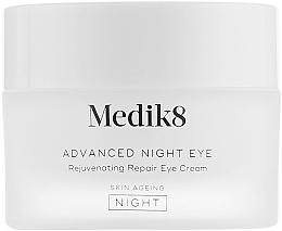 Düfte, Parfümerie und Kosmetik Verjüngende Augencreme für die Nacht - Medik8 Advanced Night Eye