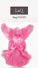 Düfte, Parfümerie und Kosmetik Handgemachte Naturseife Engel mit Kirschduft - LaQ Happy Soaps Natural Soap